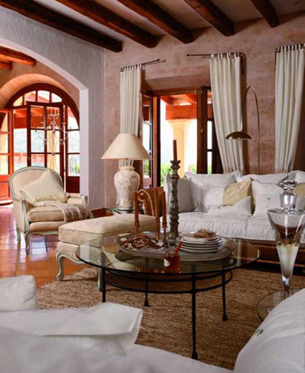 Mediterrane wohnideen for Wohnideen wohnzimmer bilder