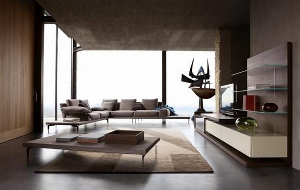 moderne einrichtung wohnzimmer. Black Bedroom Furniture Sets. Home Design Ideas