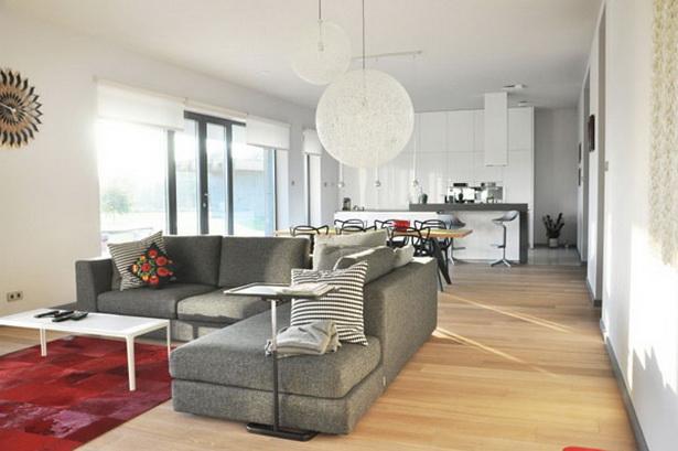 Moderne einrichtung wohnzimmer