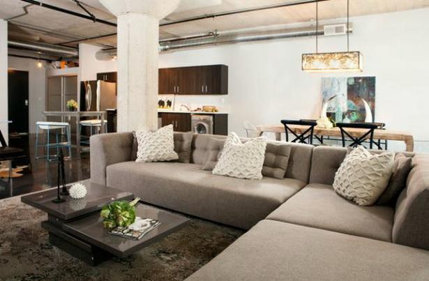 moderne einrichtungsideen wohnzimmer. Black Bedroom Furniture Sets. Home Design Ideas