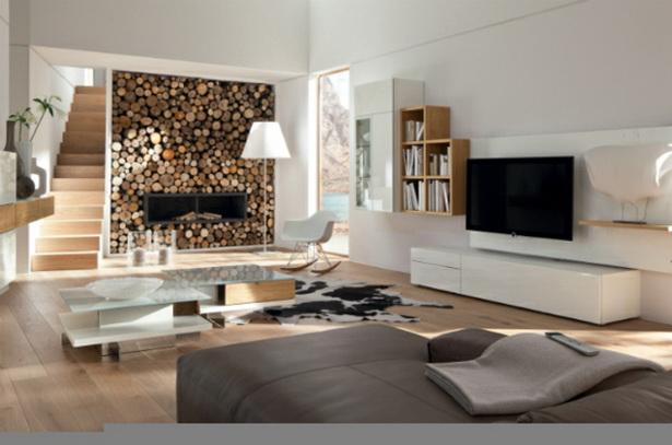 moderne holzm bel wohnzimmer