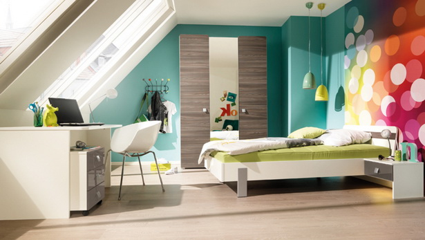 moderne jugendzimmer einrichtung. Black Bedroom Furniture Sets. Home Design Ideas