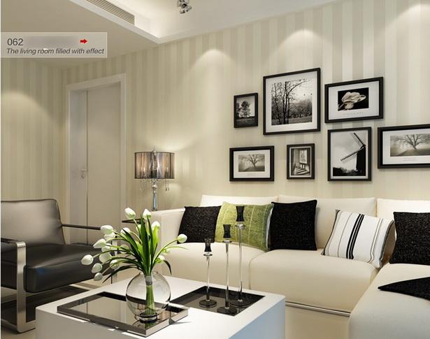 moderne tapeten f r kleine wohnzimmer. Black Bedroom Furniture Sets. Home Design Ideas