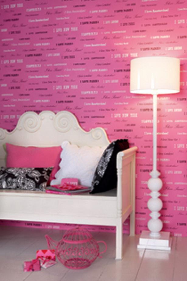 moderne tapeten jugendzimmer. Black Bedroom Furniture Sets. Home Design Ideas