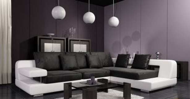 modernes wohnen wohnzimmer. Black Bedroom Furniture Sets. Home Design Ideas