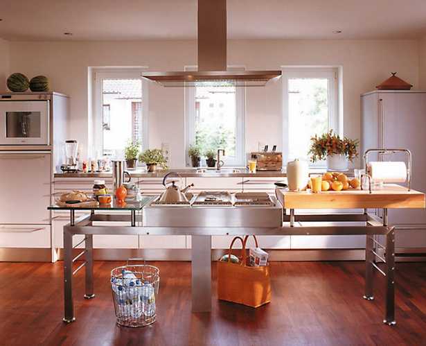 offene k che. Black Bedroom Furniture Sets. Home Design Ideas