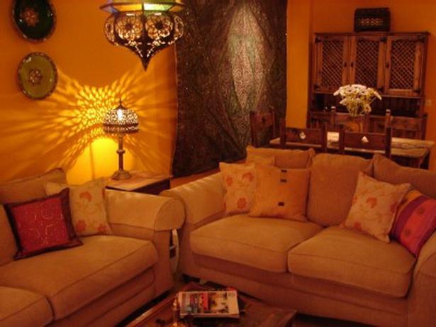 Orientalische Tapeten M?bel : orientalische wohnzimmer ideen : orientalische wohnzimmer