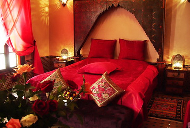 orientalische schlafzimmer. Black Bedroom Furniture Sets. Home Design Ideas