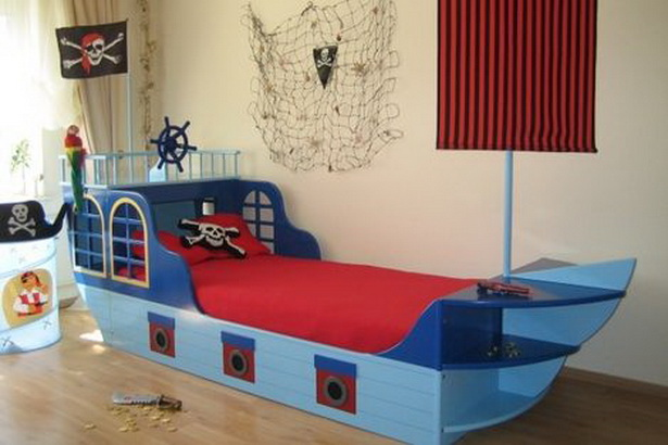 piraten kinderzimmer gestalten. Black Bedroom Furniture Sets. Home Design Ideas