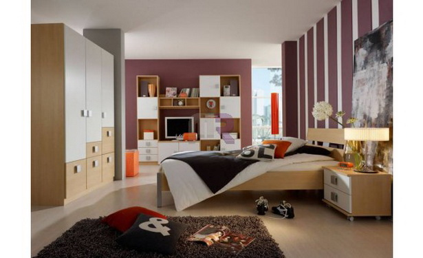 rauch m bel jugendzimmer. Black Bedroom Furniture Sets. Home Design Ideas