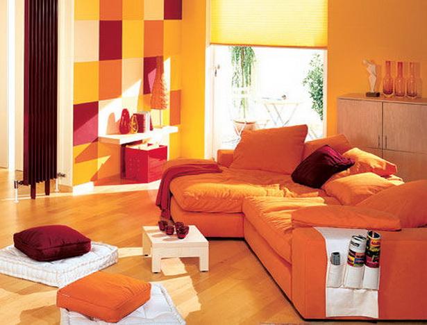 Raumgestaltung farben beispiele for Raumgestaltung 2 farben
