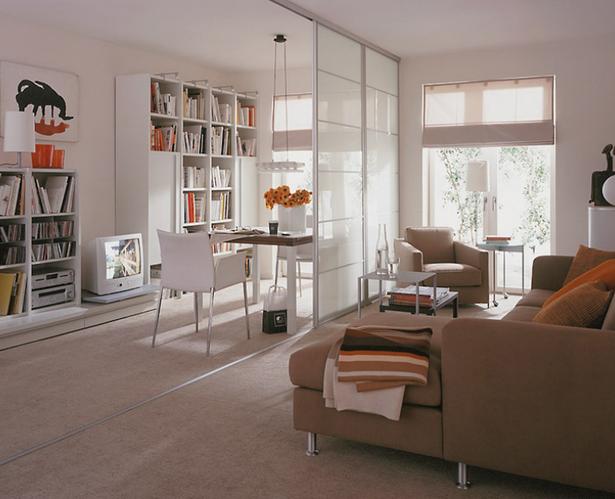 raumgestaltung kleine r ume. Black Bedroom Furniture Sets. Home Design Ideas