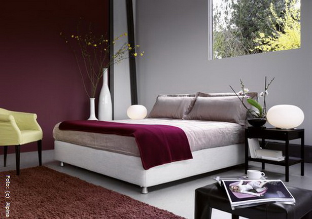 raumgestaltung schlafzimmer farben. Black Bedroom Furniture Sets. Home Design Ideas