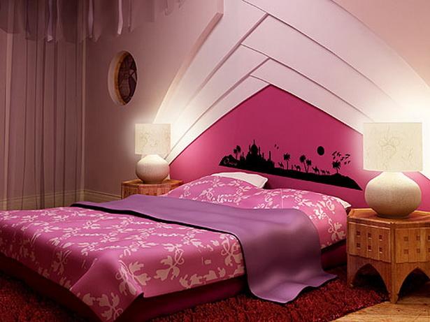 Raumgestaltung schlafzimmer ideen