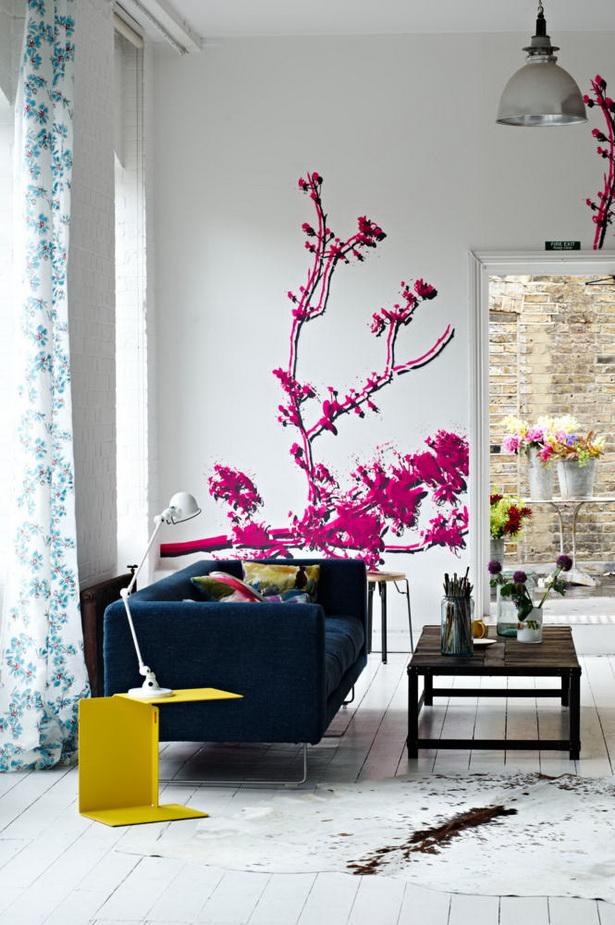 Farbgestaltung Wohnideen Für Farben Im Wohnzimmer (158 Fotos U2026
