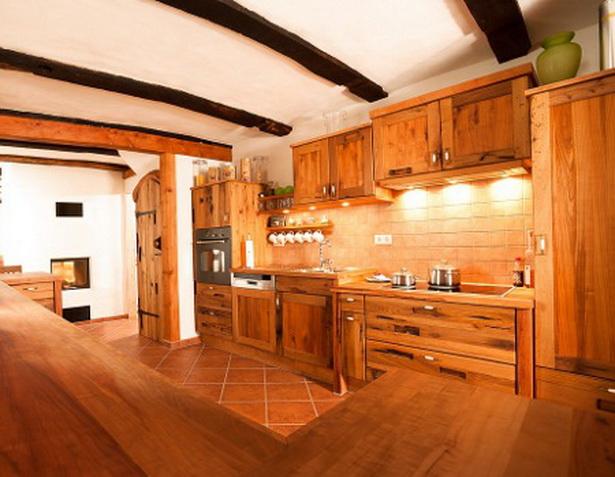 Rustikale Küchen