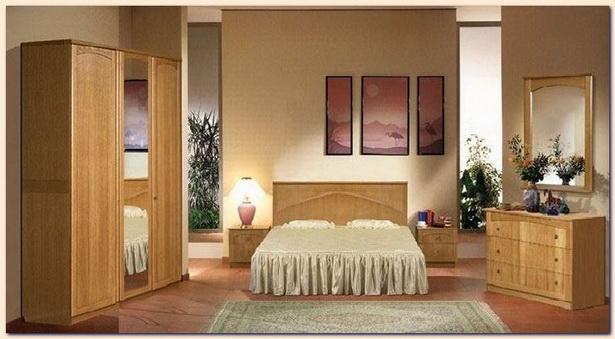 Schlafzimmer aus holz - Schlafzimmer komplett holz ...