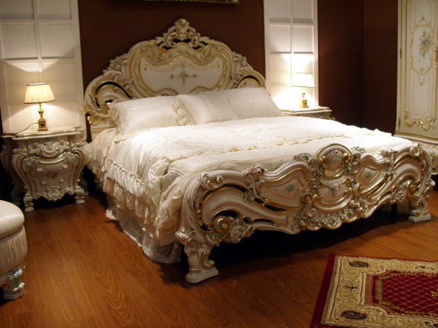 schlafzimmer barock. Black Bedroom Furniture Sets. Home Design Ideas