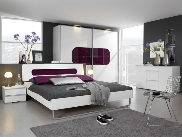 schlafzimmer brombeer. Black Bedroom Furniture Sets. Home Design Ideas