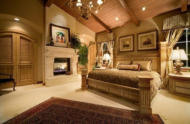 Schlafzimmer gemütlich gestalten
