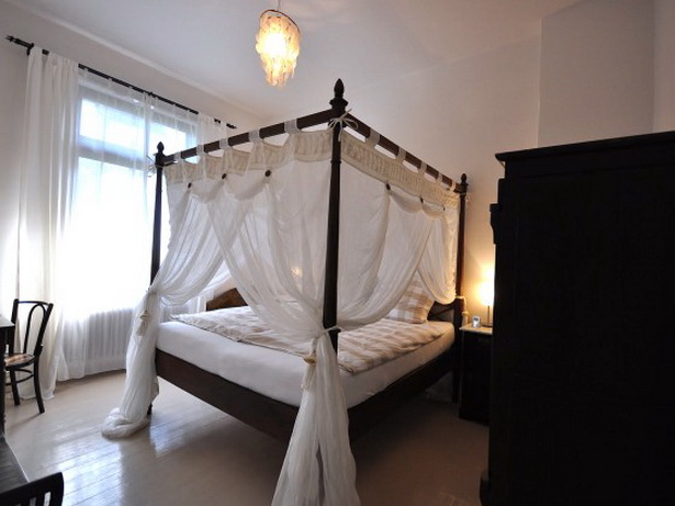 Luxus Schlafzimmer Mit Himmelbett ~ Schlafzimmer himmelbett