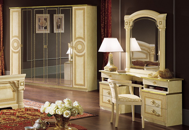 schlafzimmer italienisch. Black Bedroom Furniture Sets. Home Design Ideas