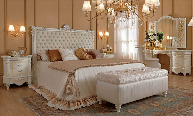 Schlafzimmer italienischer stil for Einrichtung italienischer stil