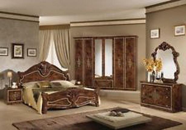 schlafzimmer italienischer stil. Black Bedroom Furniture Sets. Home Design Ideas