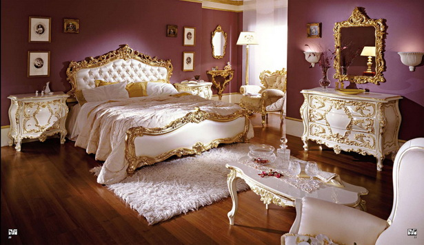 schlafzimmer italienischer stil. Black Bedroom Furniture Sets. Home Design Ideas