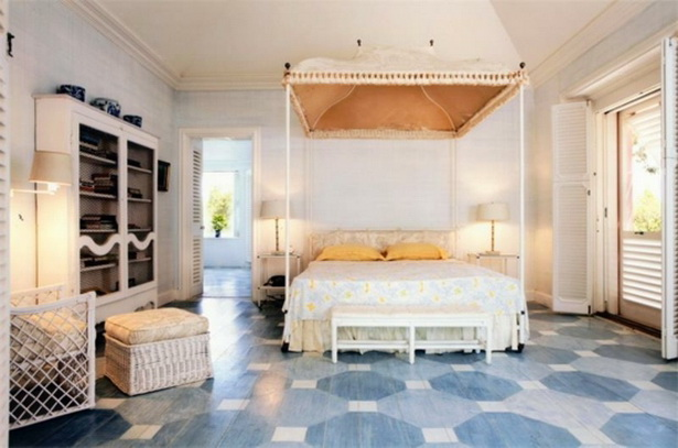 Schlafzimmer kolonialstil