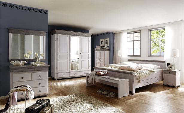 schlafzimmer landhausstil wei. Black Bedroom Furniture Sets. Home Design Ideas