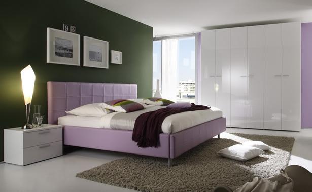 schlafzimmer lila. Black Bedroom Furniture Sets. Home Design Ideas