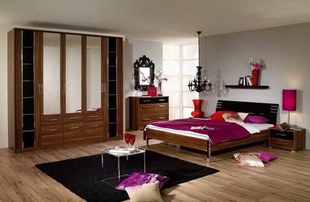 Schlafzimmer nussbaum schwarz - Jugendzimmer komplett mit schwebeturenschrank ...