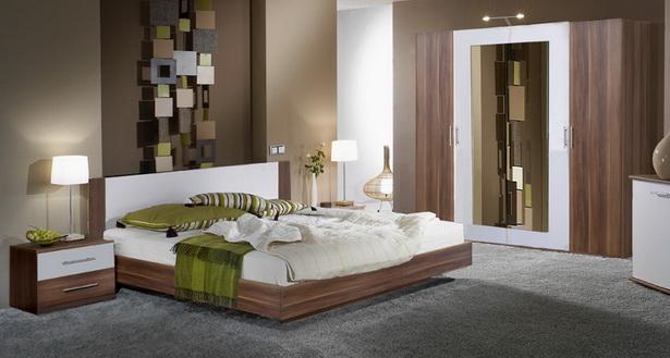 Schlafzimmer Nussbaum Schwarz : Schlafzimmer nussbaum schwarz