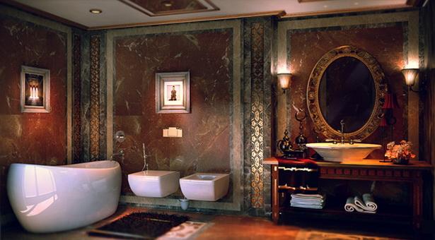Schlafzimmer orientalisch - Orientalische einrichtung ...