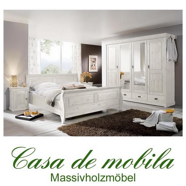 schlafzimmer weiss landhausstil. Black Bedroom Furniture Sets. Home Design Ideas