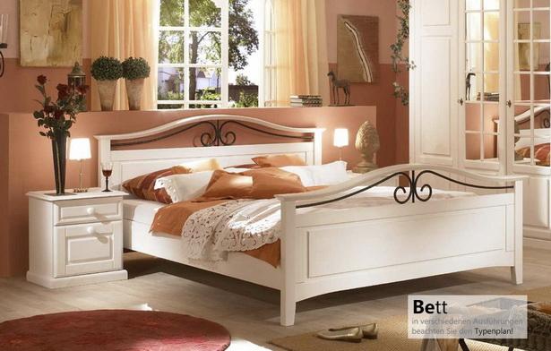 Schlafzimmer weiss landhausstil