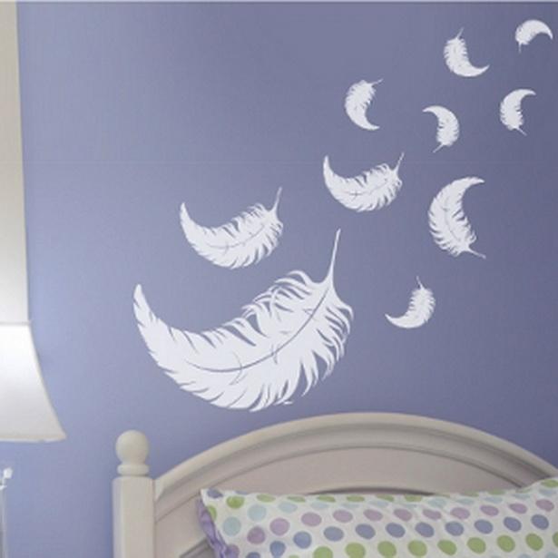 Schlafzimmer Wände
