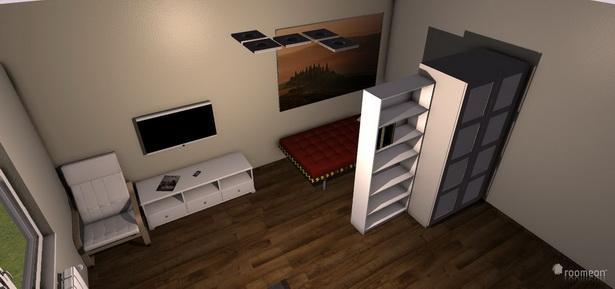 Schlafzimmer wohnzimmer - Wohn schlafzimmer gestalten ...
