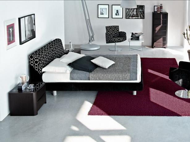 schlafzimmergestaltung ideen. Black Bedroom Furniture Sets. Home Design Ideas
