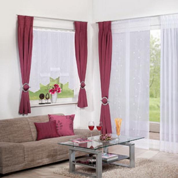 sch ne vorh nge f rs wohnzimmer. Black Bedroom Furniture Sets. Home Design Ideas