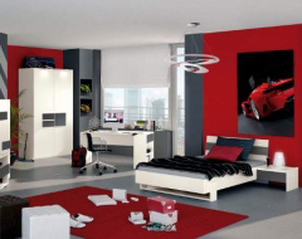 sch ner wohnen jugendzimmer. Black Bedroom Furniture Sets. Home Design Ideas