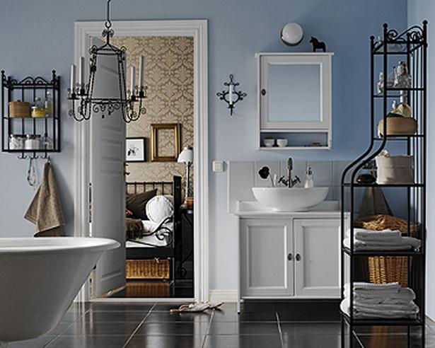Sch ner wohnen landhausstil for Inspirationen badezimmer im landhausstil