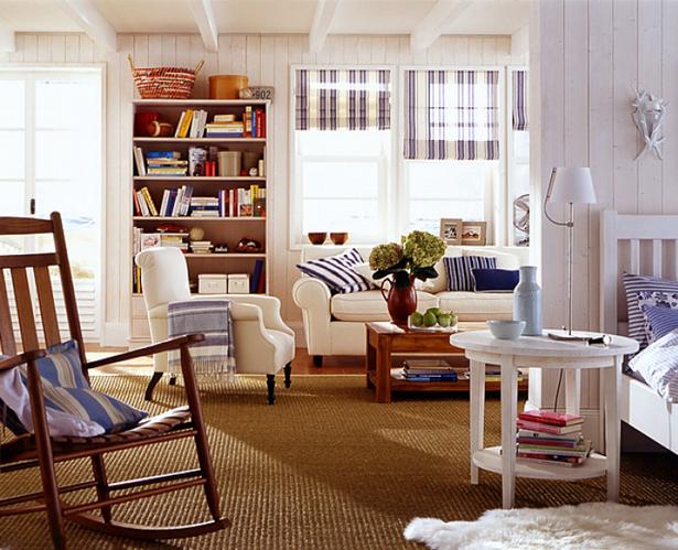 sch ner wohnen landhausstil. Black Bedroom Furniture Sets. Home Design Ideas