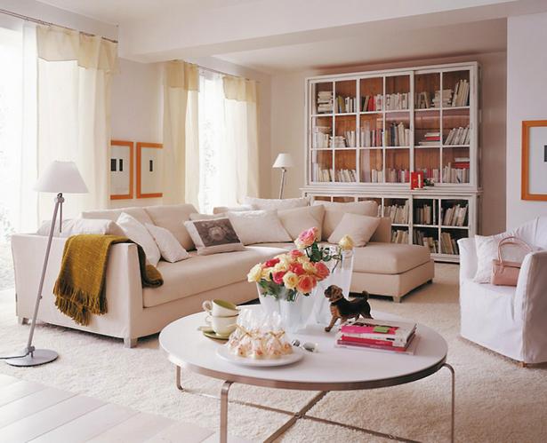 Sch ner wohnen wohnzimmer ideen for Schoner wohnen lila