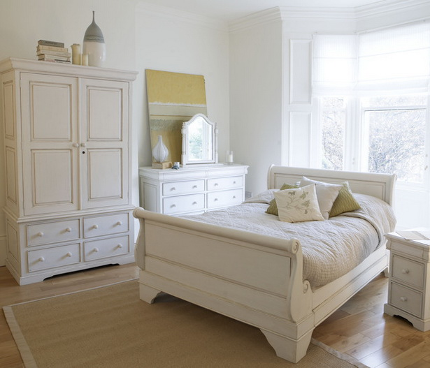 Shabby Chic Schlafzimmer