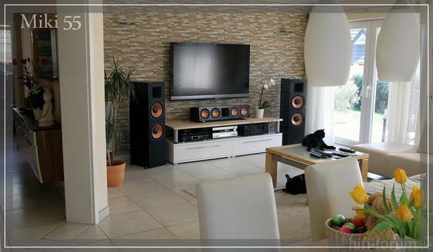 steinmauer wohnzimmer. Black Bedroom Furniture Sets. Home Design Ideas