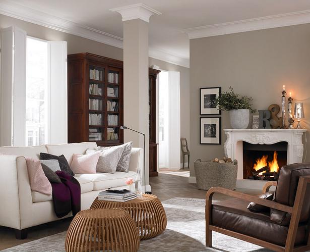 stil wohnen. Black Bedroom Furniture Sets. Home Design Ideas