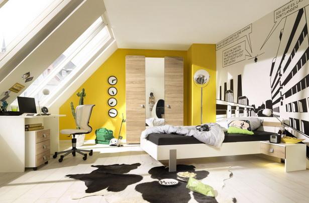 stylische jugendzimmer. Black Bedroom Furniture Sets. Home Design Ideas