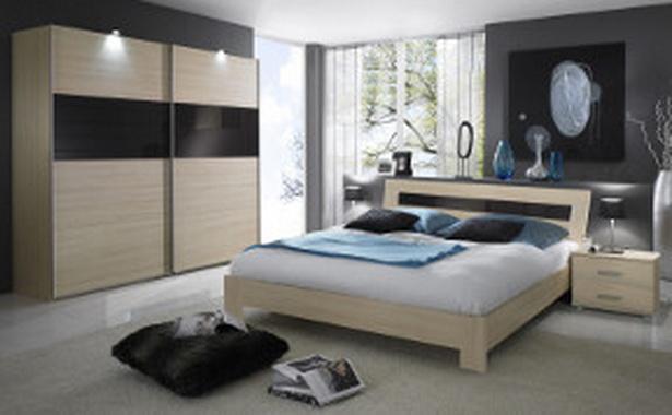 Stylische schlafzimmer